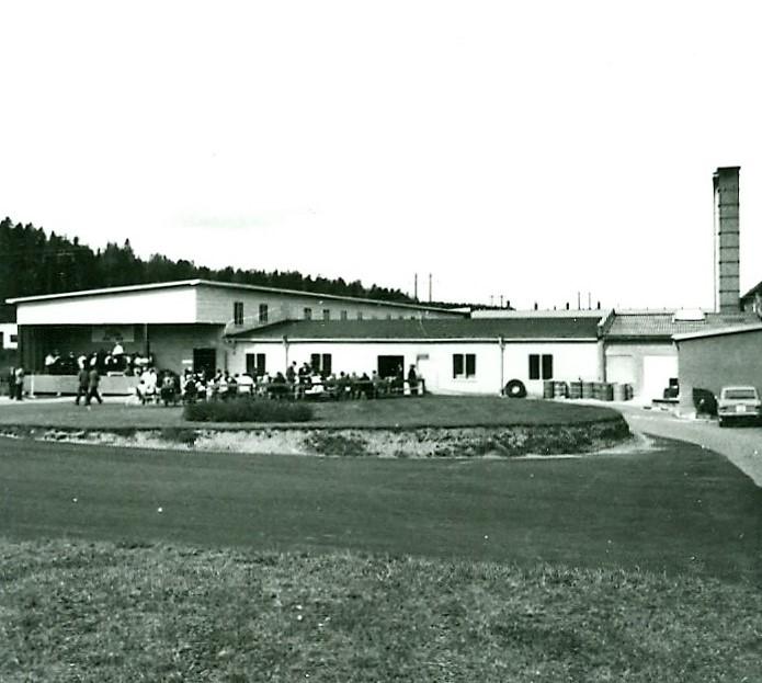 Öppet hus i samband med 75- års jubileumet