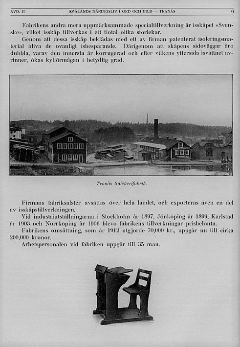 Tranås Snickerifabrik