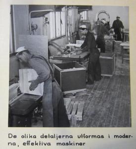 Tsnick tillverkning (4)