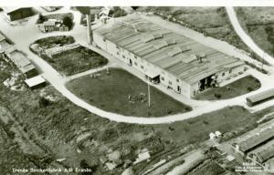 Så här såg fabriken ut 1954