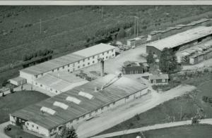 Skolmöblers fabrik 1958