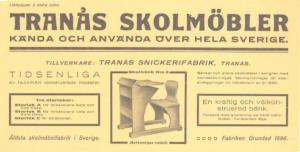 1921-reklam-med-laskpapper-pa-baksidan