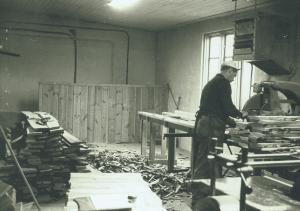 Inkapning av ämnen Uddeström 1964