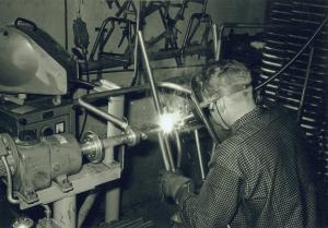 Svetsning Lennart Persson 1964