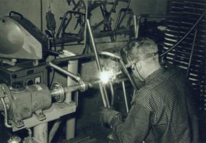 70 Svetsning Lennart Persson 1964