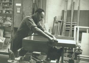 81 Gösta Persson montering