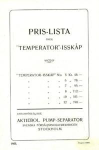 Temperator 1926
