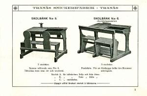 105 Skolbänk 5 och 6 (Norrköpingsmodellen)