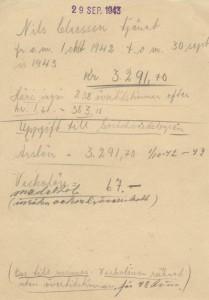 Anteckningar 1943