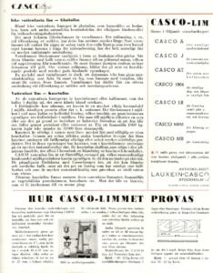 Cascotips Nr 1 Mars 1938 (2)